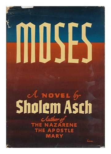 Moses by GP Putnam's Sons, NY
