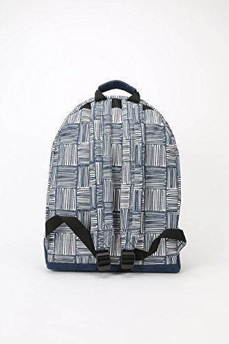 Casual 17 cm Check Backpack Pac Navy Mi Daypack Navy L Scribble 41 TqIAnZ