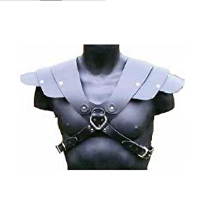 LEATHER MAN'S ARMOR 100% GENUINE LEATHER, FETISH NEW BY SBL