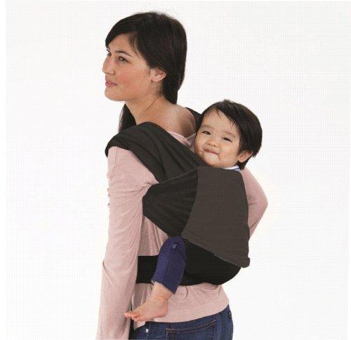Infantino 500-119C Sync - - Black & Grey Carrier - Sync Black