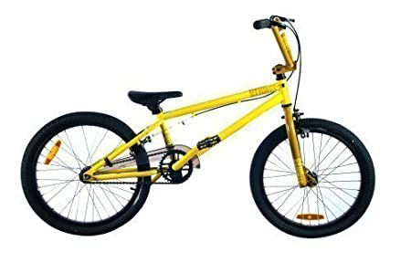 GT BMX Bicycles - Different Designs GT Air (yellow): Amazon co uk