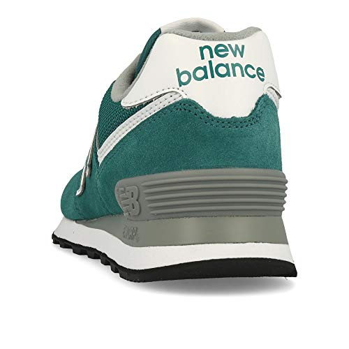 Una Bottes Banks Vert New outer steel Femme Wl574 Balance Classiques Uf6gngz7q