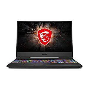 MSI GL65 Leopard, Intel 9th Gen. i5-9300H, 15.6″ FHD Gaming Laptop (8GB/512GB NVMe SSD/Windows 10 Home/Nvidia GTX 1650Ti/ Black/2.3Kg), 9SCSK-078IN