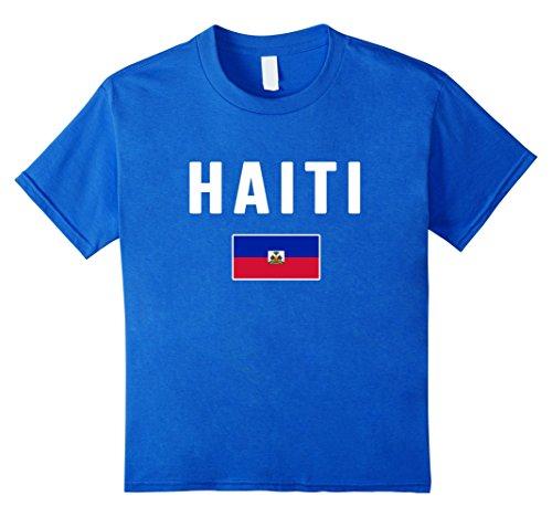 HAITI T shirt Haitian Flag Tee