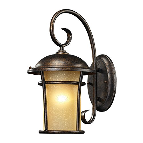 Bolla Vista 1 Light Outdoor Sconce In Regal Bronze - Regal 1 Light Pendant