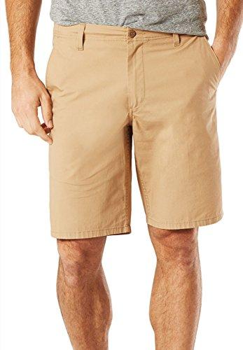 Dockers Men's Modern Short Straight Fit D2, New British Khaki, 44W