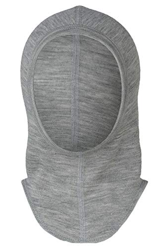 Kids Balaclava: Merino Wool Blend Hat with Neck Gaiter Warmer, 3 months  4 years (EU74-80 | 6-12 months)