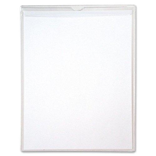 Anglers Vinyl Envelope Clear - Anglers Sturdi-Kleer Vinyl Envelope with Flap - Letter - 8.5