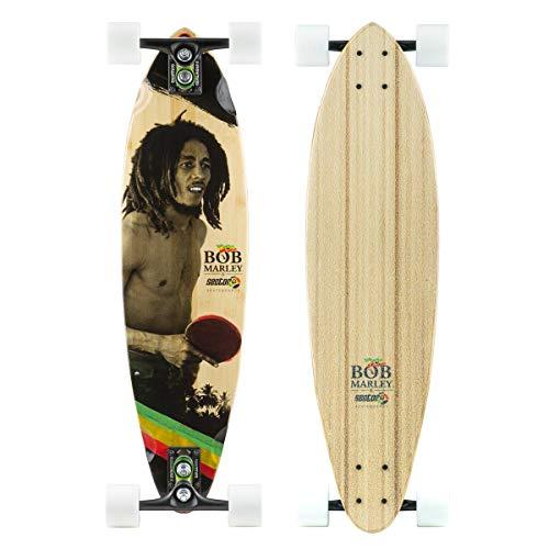 Sector 9 Cruiser Skateboard Bob Marley Small Axe Rasta 8.375