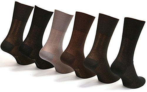 Men Socks Daniel Jacob Men's 12 Pairs Luxury 100% Cotton For Diabetic People 9.5-11 (UK) 44-46 (EU) 10.5-12 (US) Multicolored by Daniel Jacob