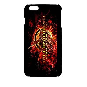 Iphone 6 Plus ( 5.5 Inch ) Case Hunger Games 3D Distictctive Back Protector Phone Case