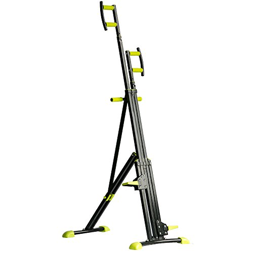 Vertical Climber Exercise Climbing Machine by Merax