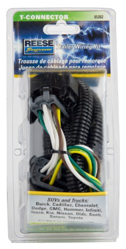 Reese towpower replacement oem tow package wiring