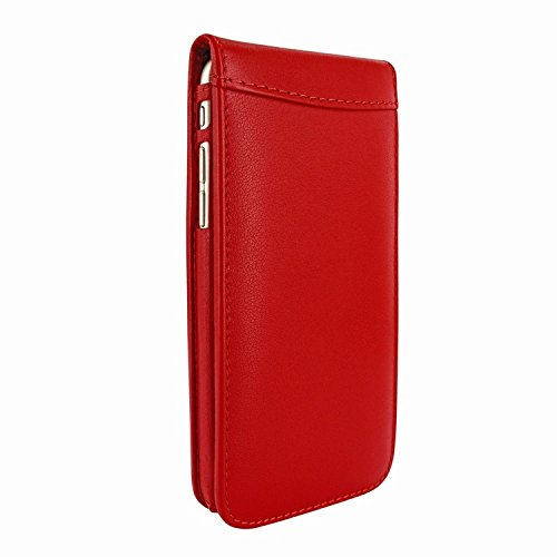 Piel Frama 689 Red Magnetic Leather Case for Apple iPhone 6 Plus / 6S Plus by Piel Frama (Image #2)