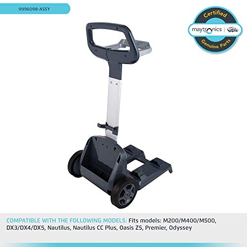 (Dolphin Robotic Pool Cleaner Base Mount Caddy Nautilus, Nautilus CC Plus, Oasis Z5i and More)