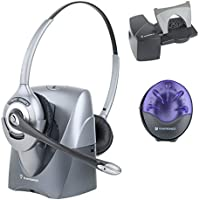 Plantronics CS361n Wireless Headset System With Lifter And Busy Light (Certified Refurbished)