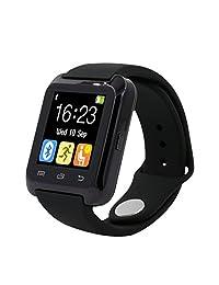 UWATCH Reloj Inteligente Ideal para Deportes con Contador de Calorías, Podómetro, Recibe Notificaciones, Llamadas y Mensajes (Solo Android)