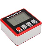 Angle Meter, Angle Finder Level Box Protractor Angle Finder, for Carpentry Building
