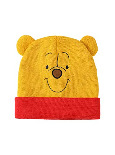 TV Movie Fashion Beanie and Skullcaps; Winter Hat Found at Hot Topic. (Disney Winnie The Pooh Bear)