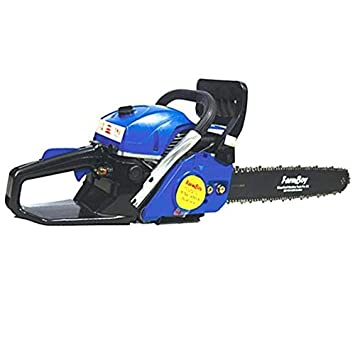 KisanKraft FB-CSP-8658 2 Stroke Petrol 3.3 HP Chainsaw with 18 BAR