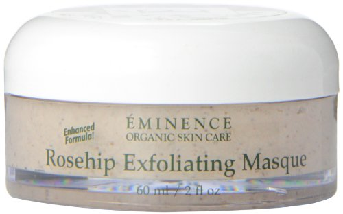 Masque Strawberry - Eminence Rosehip and Maize Exfoliating Masque, 2 Ounce