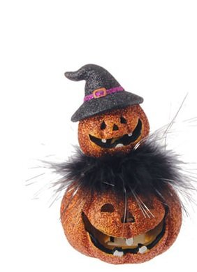Pumpkins Stacked (RAZ Imports - Halloween - 5