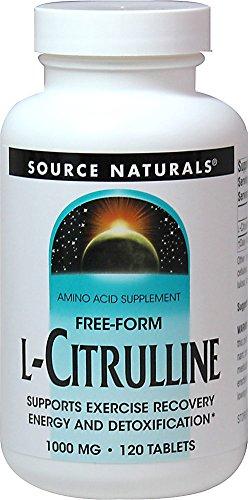 Source Naturals L-Citrulline 1000