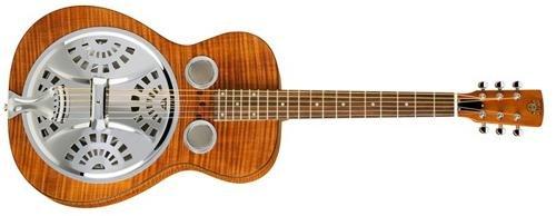 Epiphone Dobro Hound Dog Deluxe Round Neck Acoustic/Electric Resonator Guitar