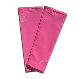 UV SKINZ UPF50+ Baby Sun Legz-Hot Pink-6/12m