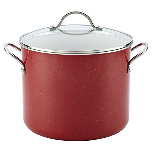 farberware-new-traditions-speckled-aluminum-nonstick-12-quart-covered-stockpot-red