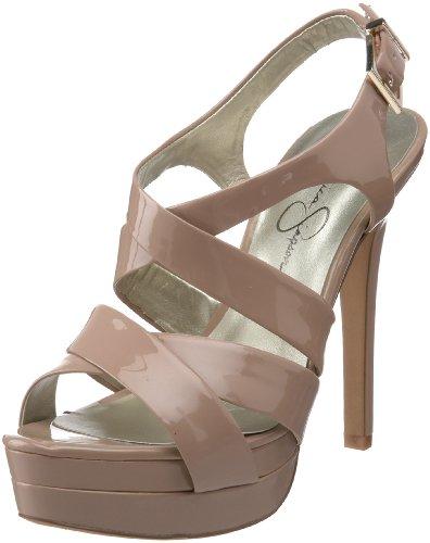 81d56983ac0 Jessica Simpson Women s Endo High Heel Strappy Sandal