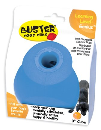 Our Pet's Buster Cube – Mini 3″ Assorted Colors Review