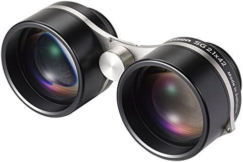 Vixen 2.1×42 Super Wide Binocular