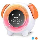 Best Alarm Clocks For Kids - KUUOTE Kids Alarm Clock, Children Sleep Training Clock Review