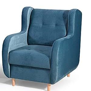 MB tosco oído Salón de sillón de Relax Sillón Lounge Brazo ...