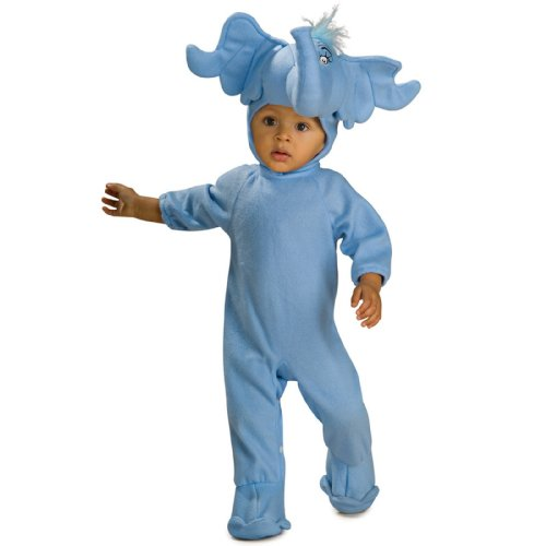 Halloween Resource Center, Inc. Horton The Elephant Costume - Newborn -