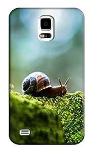 Snail Hard Back Shell Case / Cover for Samsung Galaxy S5 wangjiang maoyi