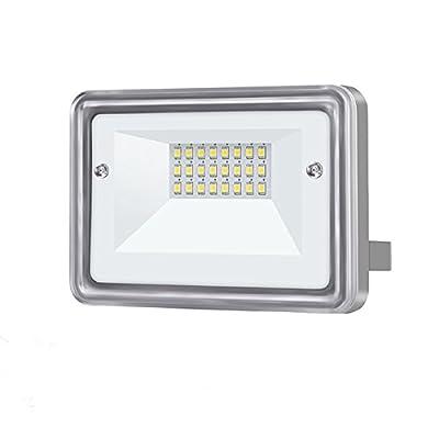 Warm White, 110V Motion Sensor : GOSUN 10W LED Flood Light 110V 220V Outdoor Lighting IP66 Waterproof PIR Motion Sensor LED Floodlight Stree Spotlight