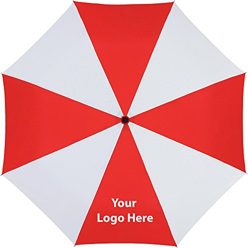 42'' Cutter & Buck Auto Open Close Umbrella –12 Quantity - $20.70 Each - PROMOTIONAL PRODUCT / BULK / BRANDED with YOUR LOGO / CUSTOMIZED by Sunrise Identity