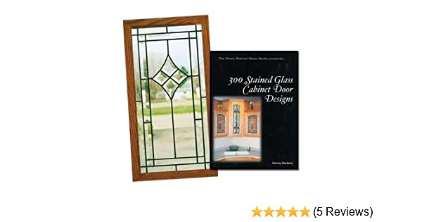 Amazon 300 Stained Glass Cabinet Door Designs Arts Crafts