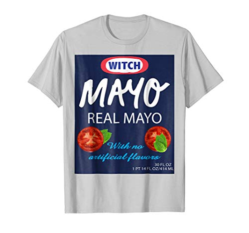 Mayonnaise Condiment Costume TShirt Matching Group Family