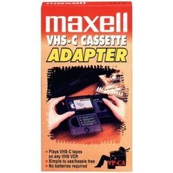 Maxell - Vhs-C Adapter from Maxell