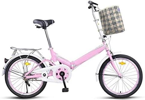 Bicicleta Plegable Permanente Bicicleta 20 Pulgadas Hombres Y ...