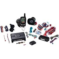 Python 5303P 2-Way LCD Security System with Remote Start