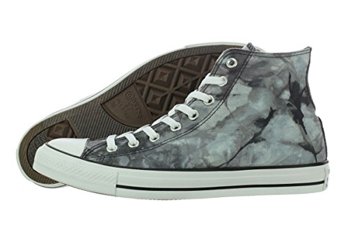 Converse CT AS Star Hi Black White Womens Trainers 9.5 US
