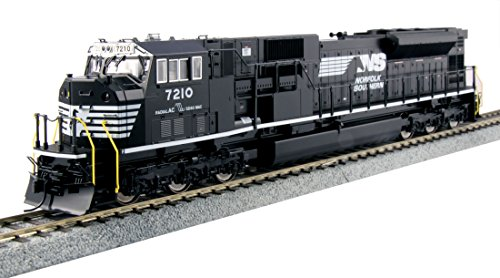 Kato USA Model Train Products #7210 HO EMD SD80MAC Norfolk Southern Locomotive (Electrical Train compare prices)