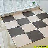 12pcs Baby EVA Foam Puzzle Play Mat/Kids Rugs Carpet Interlocking Exercise Floor for Children Tiles 30x30x1cm