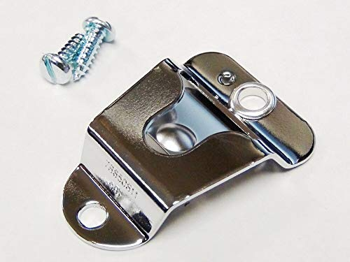 Motorola OEM HLN9073B Mobile Mic Hang Clip with Screws