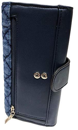 Jeans Guess Large Blu Portafogli Portafogli Guess xYZwRqYSnP