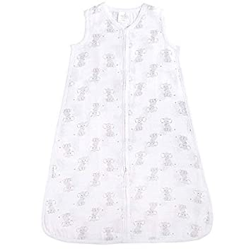 aden by aden + anais sleeping bag, safari babes- elephant , Medium 6-12 Months